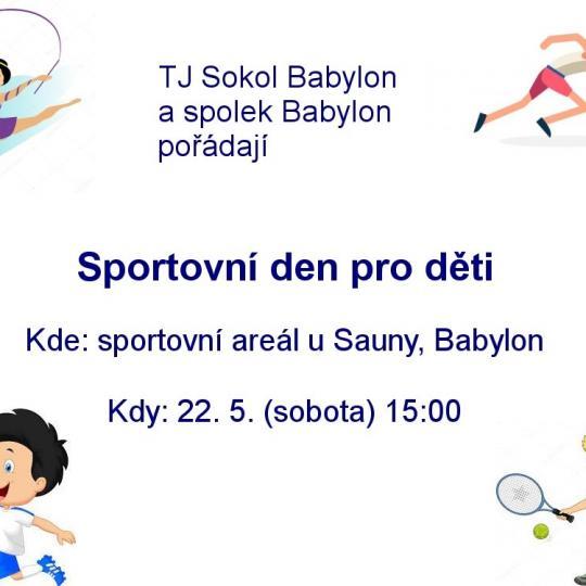Sportovní den Babylon