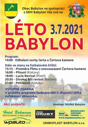 Léto Babylon