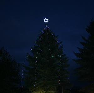 vánoční stromeček Babylon